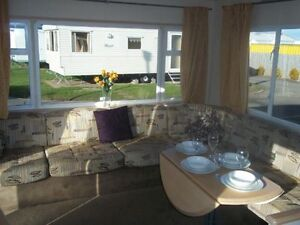 Awesome Holiday Caravan Let Haggerston Castle Northumberland