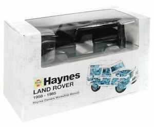 HAYNES OFFICIAL CLASSIC LAND ROVER BUILD YOUR OWN CAR