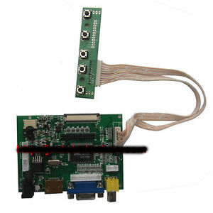 HDMI-VGA-2AV-Lcd-Controller-Board-Kit-for-7-LCD-AT070TN90-AT070TN92-AT070TN94