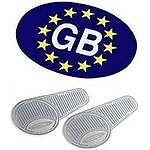HEADLAMP-BEAM-DEFLECTORS-ADAPTORS-GB-EURO-STICKER