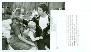 Heather O'Rourke Linda Purl Henry Winkler Happy Days Original 1982 ABC