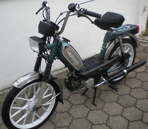 hercules optima 3 s moped nur 6618 km 1 hd. Black Bedroom Furniture Sets. Home Design Ideas