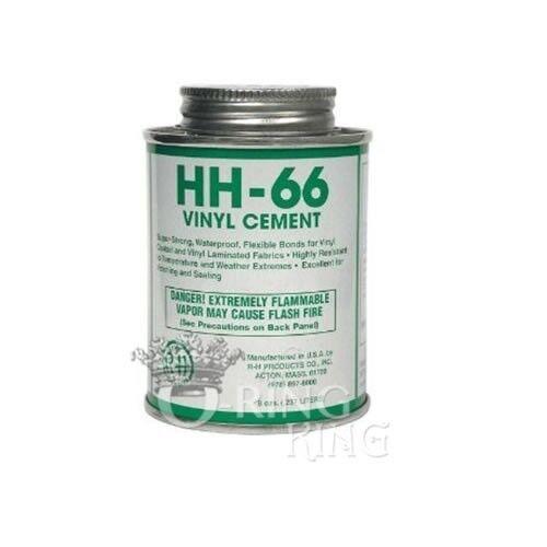 Hh 66 Pvc 8 Oz Pool Vinyl Liner Cement Glue With Brush