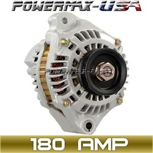 1997 Acura Integra on High Output Alternator Acura Integra 1 8l 1997 1998 1999 2000 2001