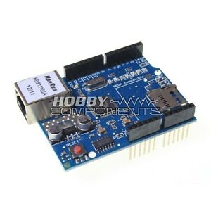 HOBBY-COMPONENTS-Ethernet-W5100-Network-Shield-Arduino-UNO-Mega-2560-1280-328