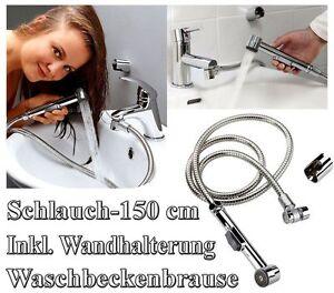 hoga 78015n waschbecken waschtisch handbrause bidetbrause sp ltischbrause chr k1 ebay. Black Bedroom Furniture Sets. Home Design Ideas