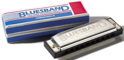 HOHNER BLUESBAND DIATONIC HARMONICA Key of C Harmonica for Beginners in Musical Instruments & Gear, Harmonica, Contemporary | eBay