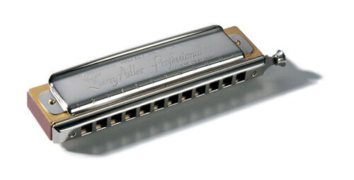 HOHNER Larry Adler Professional 12 Harmonica, Key of C, Made in Germany, 7534-C in Musical Instruments & Gear, Harmonica, Contemporary | eBay