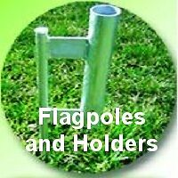 feather flagpoles and holders