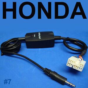 Acura on Honda Acura Mp3 Ipod 3 5mm Aux Tl Mdx Rdx Tsx Ls Ex Exl   Ebay