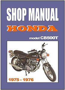 honda cb500 owners manual pdf