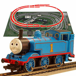 HORNBY-Digital-Set-Train-Thomas-Tank-Annie-Clarabel