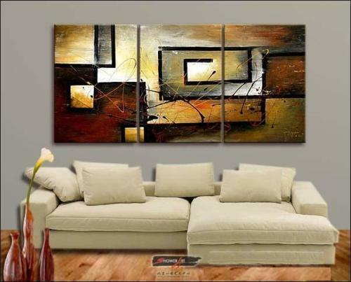 HOT SALE MODERN ABSTRACT HUGE WALL ART OIL PAINTING ON CANVAS +FREE GIFT in Art, Direct from the Artist, Paintings | eBay