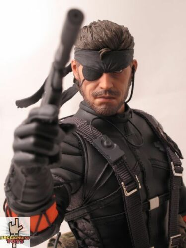 HOT TOYS METAL GEAR SOLID MGS 3 NAKED SNAKE 1/6 Figure Pre-Order 3Ship NR in Toys & Hobbies, Action Figures, TV, Movie & Video Games | eBay