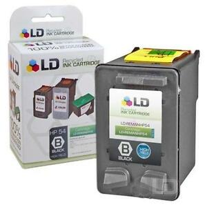 HP 54 (CB334AN) Black Ink Cartridge