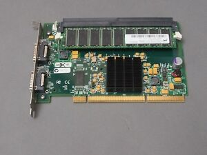 HP-AB286A-2-Port-4X-Infiniband-Adapter-AB286-60001-Mellanox-MTPB23108-PCI-X