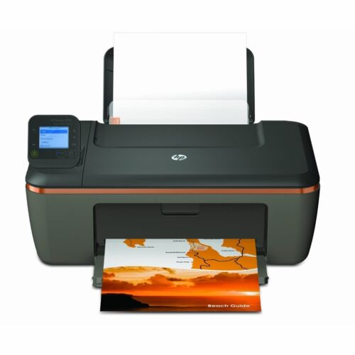 "HP Deskjet 3510 USB 2.0/Wireless-N All-in-One Color Inkjet Printer w/2.0"" LCD in Computers/Tablets & Networking, Printers, Scanners & Supplies, Printers 