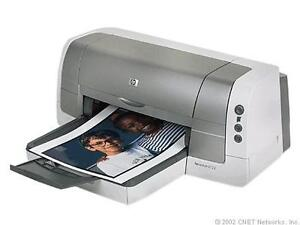 HP Deskjet 6122 Standard Inkjet Printer