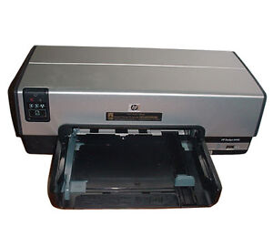 HP Deskjet 6940 Standard Inkjet Printer