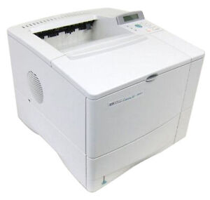 HP LASERJET 4100 Standard Laser Printer