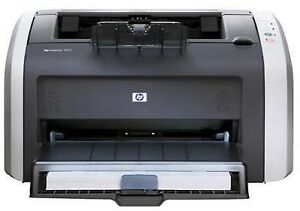 HP LaserJet 1012 Workgroup Laser Printer