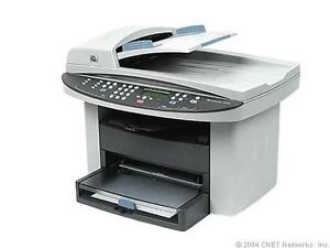 HP LaserJet 3030 All-In-One Laser Printe...