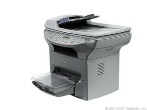HP LaserJet 3380 All-In-One Laser Printe...