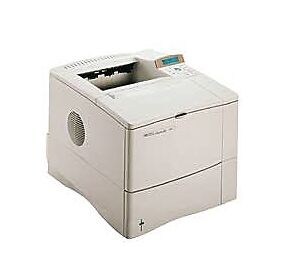 HP LaserJet 4000N Workgroup Laser Printe...