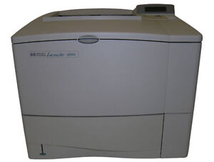 HP LaserJet 4050 Workgroup Laser Printer