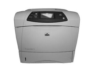 HP LaserJet 4250n Workgroup Laser Printe...