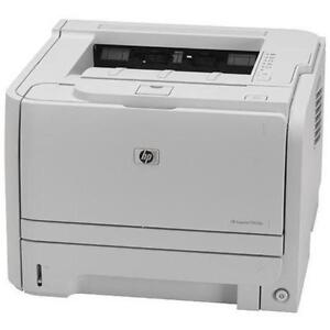 HP LaserJet P2035N Workgroup Laser Print...
