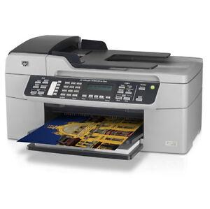 HP OfficeJet J5780 All-In-One Inkjet Pri...