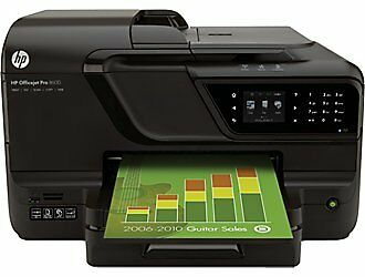 HP Officejet Pro 8600 e-All-in-One Printer w/inks (Brand New) in Computers/Tablets & Networking, Printers, Scanners & Supplies, Printers | eBay