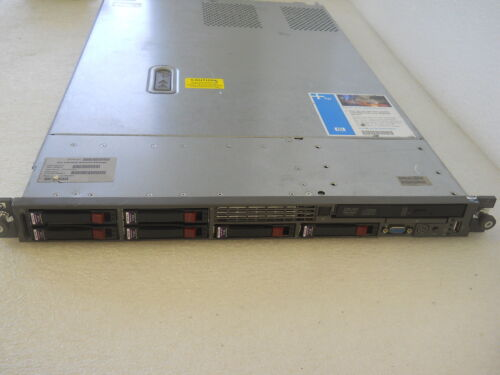 "HP PROLIANT DL360 G5 INTEL XEON QUAD CORE 2X 2.33GHz 16GB RAM 6x 73GB 2.5"" HDD in Computers/Tablets & Networking, Enterprise Networking, Servers, Servers, Clients & Terminals 