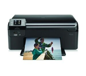 HP Photosmart B110a All-in-One Inkjet Pr...