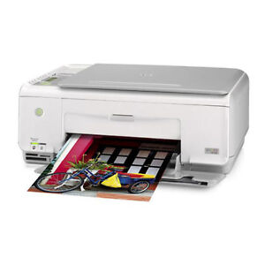 HP Photosmart C3180 All-in-One Inkjet Pr...