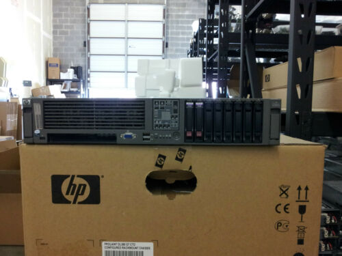 HP ProLiant DL380 G5 Server 2x 2.33GHz Quad-Core, 16GB, 2x 72GB 10K SAS in Computers/Tablets & Networking, Enterprise Networking, Servers, Servers, Clients & Terminals | eBay