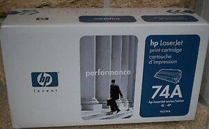 HP Toner für LaserJet 4L 4ML 4P 4MP 92274A 74A OVP A - Deutschland - (6/2014) Widerrufsrecht für Verbraucher (Verbraucher ist jede natürliche Person, die ein Rechtsgeschäft zu Zwecken abschließt, die überwiegend weder Ihrer gewerblichen noch ihrer selbstständigen beruflichen Tätigkeit zugerechnet werde - Deutschland