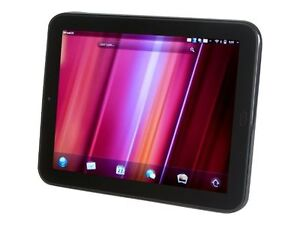 HP TouchPad 16GB, Wi-Fi, 9.7in - Black