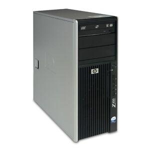 HP-Workstation-Z400-Quad-Core-XEON-W3520-2-67GHz-8GB-RAM-300GB-SAS-15k