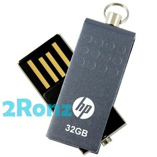 HP V115W 32GB 32G USB Flash Pen Drive Memory Disk Stick