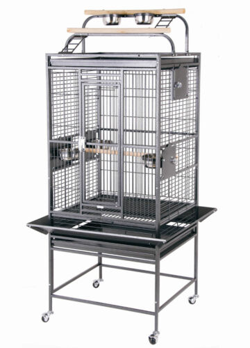 HQ PARROT CAGES Play Top24x22 Bird Cage 8002422 toy toys in Pet Supplies, Bird Supplies, Toys | eBay