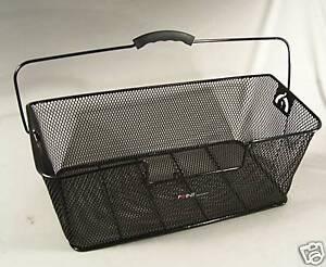 hr fahrradkorb hinten schultaschenkorb xxl point ebay. Black Bedroom Furniture Sets. Home Design Ideas