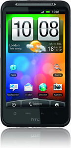 HTC Desire HD - 1.5 GB - Black (Orange) ...