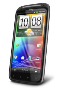 HTC Sensation - 1 GB - Black (Orange) Sm...