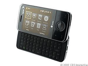 HTC Touch Pro - Black (Unlocked) Smartph...