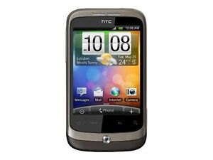 HTC Wildfire - Black (Unlocked) Smartpho...