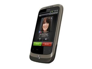 HTC Wildfire - Brown (Unlocked) Smartpho...