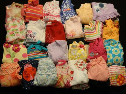 *HUGE LOT* 40 PIECE 0-3 & 3-6 MOS GIRL'S SPRING/SUMMER CLOTHES in Clothing, Shoes & Accessories, Baby & Toddler Clothing, Girls' Clothing (Newborn-5T) | eBay