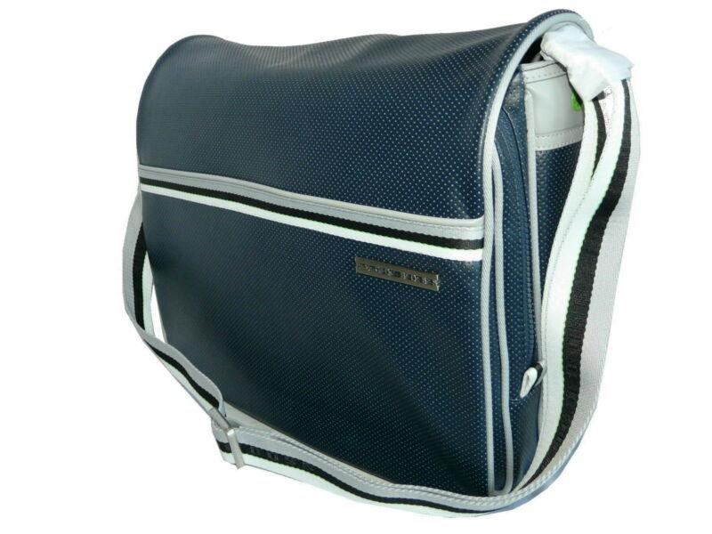 hugo boss herren messenger bag umh ngetasche green label. Black Bedroom Furniture Sets. Home Design Ideas